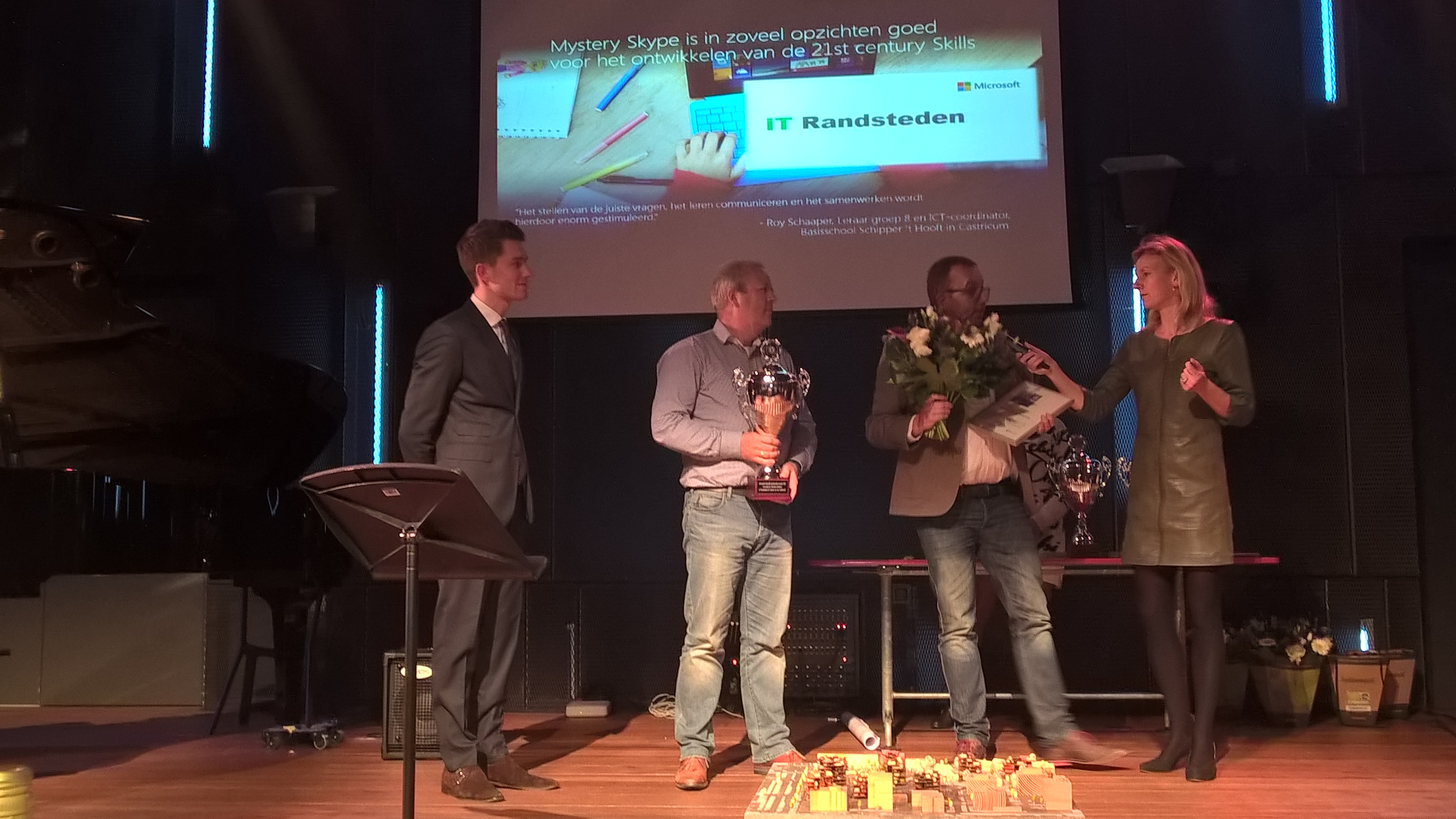 IT Randsteden Winnaar van de Microsoft Education Award